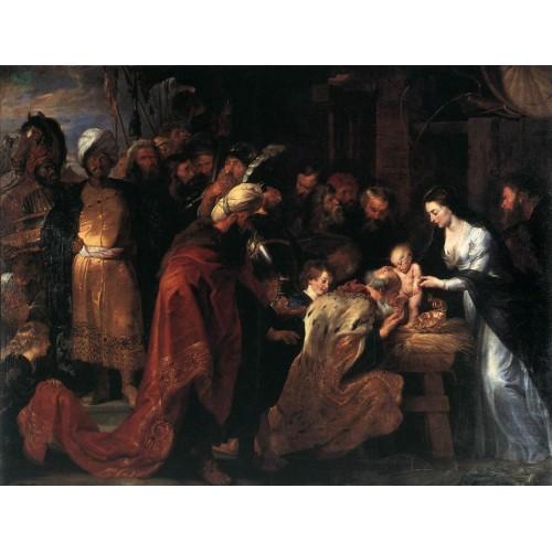 Adoration of the Magi 1