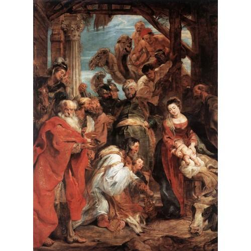 Adoration of the Magi 2