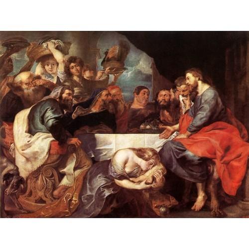 Christ at Simon the Pharisee