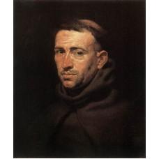 Head of a Franciscan Friar