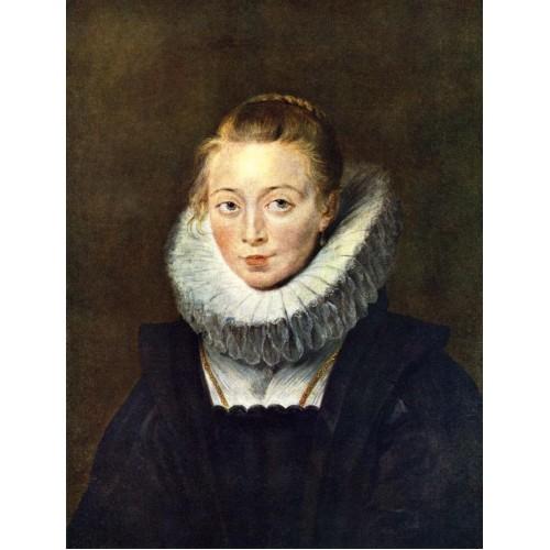 Portrait of a Chambermaid