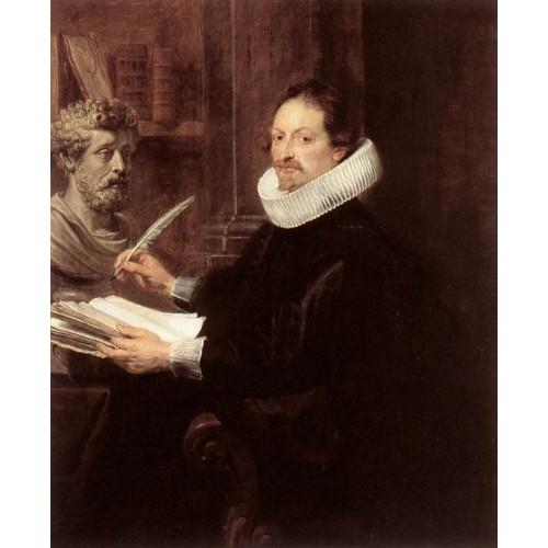 Portrait of Jan Gaspar Gevartius
