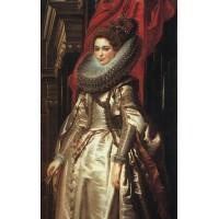 Portrait of Marchesa Brigida Spinola Doria