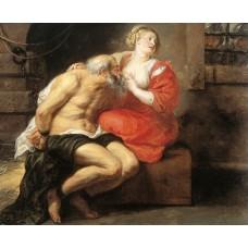 Simon and Pero (Roman Charity)