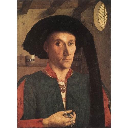 Portrait of Edward Grimston