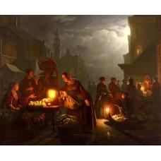 The Candlelit Market
