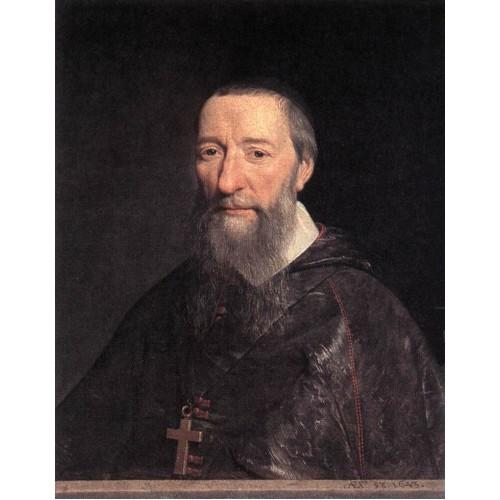 Portrait of Bishop Jean Pierre Camus