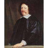 Portrait of Henri Groulart