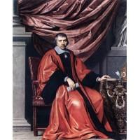 Portrait of Omer Talon