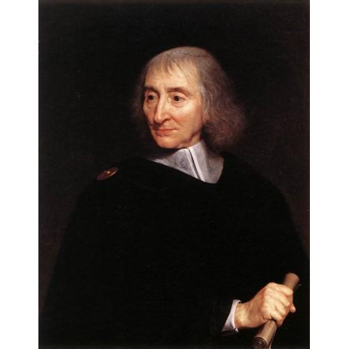 Portrait of Robert Arnauld d'Andilly