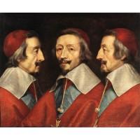 Triple Portrait of Richelieu