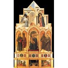 Polyptych of St Anthony