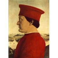 Portrait of Federico da Montefeltro