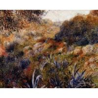 Algerian Landscape (The Ravine of the Wild Women)