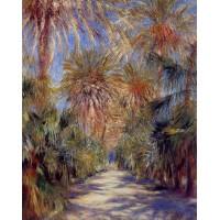 Algiers the Garden of Essai 1