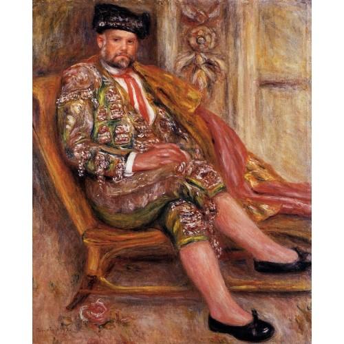 Ambroise Vollard Dressed as a Toreador