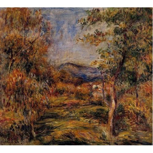 Cagnes Landscape 6