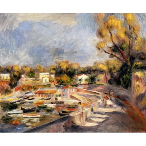 Cagnes Landscape 7