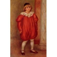 Claude Renoir in Clown Costume (The Clown)