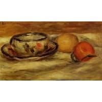 Cup Lemon and Tomato