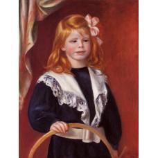 Jean Renoir (Child with a Hoop)