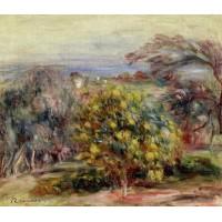 Landscape at Collettes