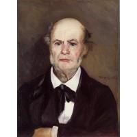 Leonard Renoir the Artist's Father