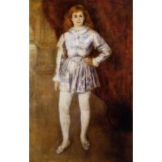 Madame Heriot 'En Travesti'