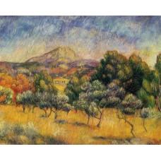 Mont Sainte Victoire 1