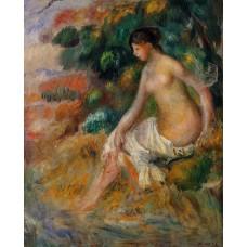 Nude in the Greenery
