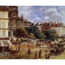 Place de la Trinite Paris 1
