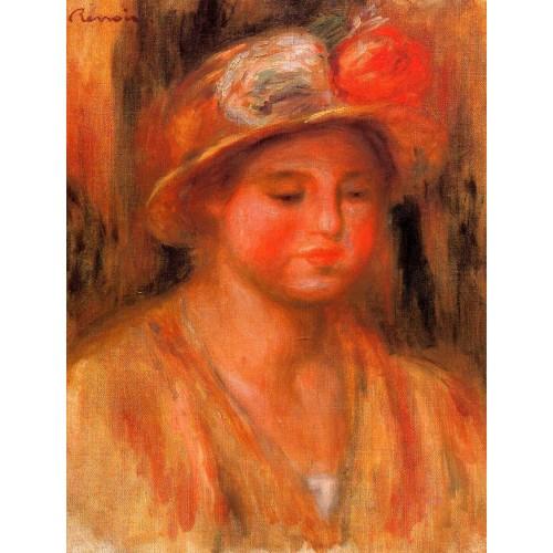 Portrait of a Woman 2