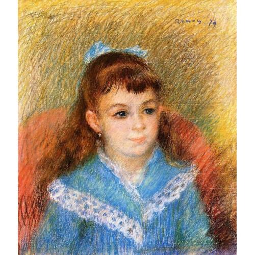 Portrait of a Young Girl (Elizabeth Maitre)