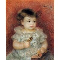 Portrait of Lucien Daudet