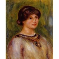 Portrait of Marie Lestringuez