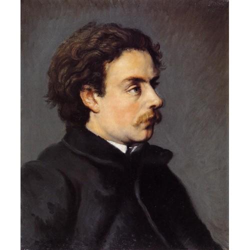 Portrait of the Painter Emile Henri Laport