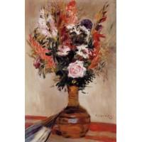 Roses in a Vase 1