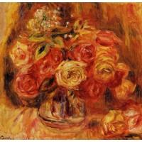 Roses in a Vase 5