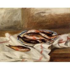 Still Life with Fish 1