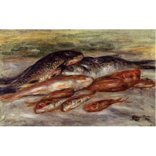 Still Life with Fish 2