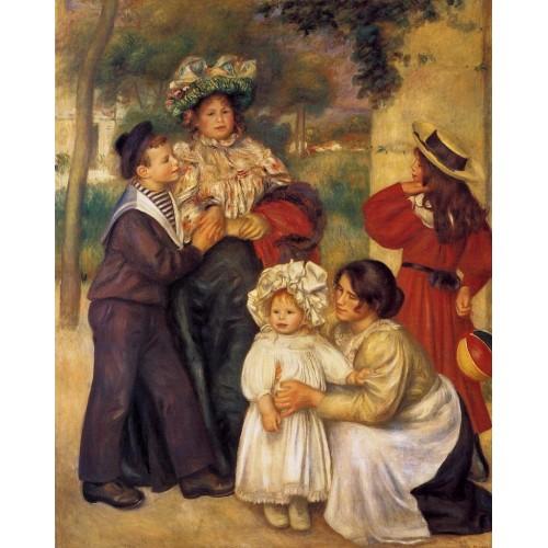 The Artist's Family