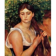 The Braid (Suzanne Valadon)