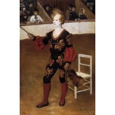 The Clown (James Bollinger Mazutreek)