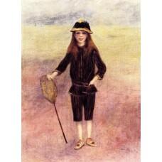 The Little Fishergirl (Marthe Berard)