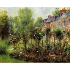 The Rose Garden at Wargemont