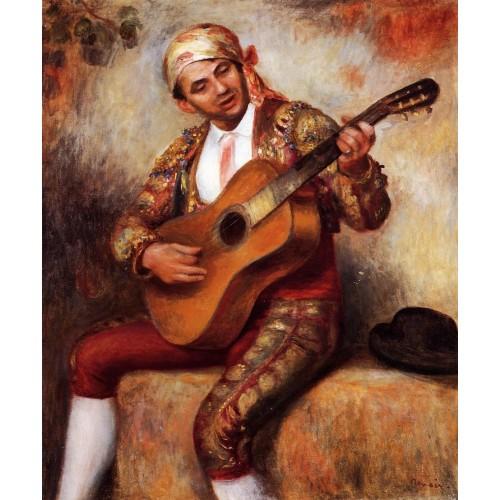 The Spanish Guitarist