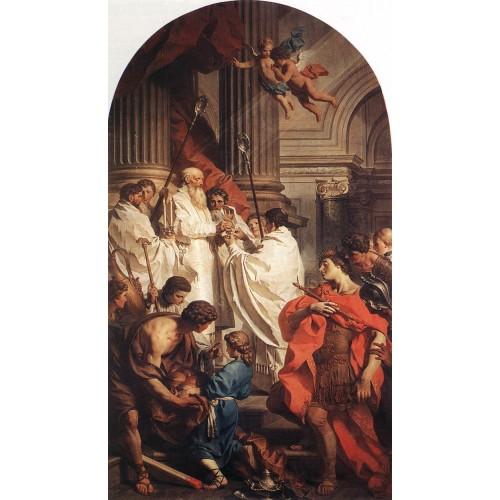 Mass of St Basil