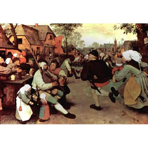 Pieter Bruegel The Peasant Dance