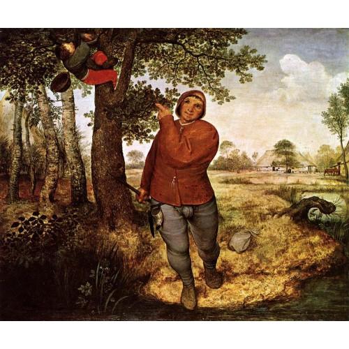 The Peasant and the Birdnester Pieter Bruegel the Elder 1568