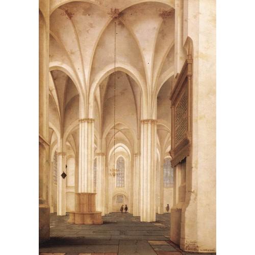 The Buurkerk at Utrecht